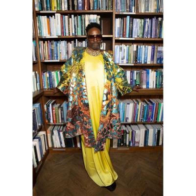 Billy Porter Was London Fashion Week's MVP - These are 10 of His 10 Best Looks