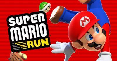 Super Mario Run hits Android in March