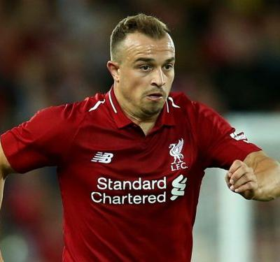 Liverpool leave Shaqiri out of squad to face Red Star amid safety concerns