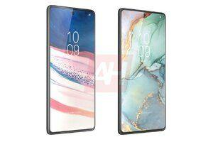 These renders allegedly show Samsung's Galaxy S10 Lite and Note 10 Lite