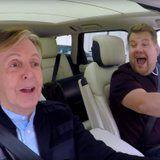 Paul McCartney Takes the Wheel For an Iconic Round of Carpool Karaoke - See a Sneak Peek!
