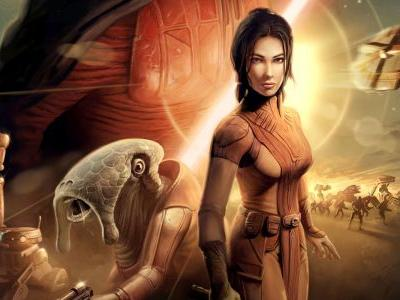 Star Wars: Knights of the Old Republic is being turned into a movie