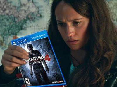 Tomb Raider Lifts A Huge Plot Twist From Uncharted
