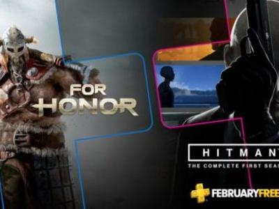 PlayStation Plus February 2019 Headlined by Hitman and For Honor
