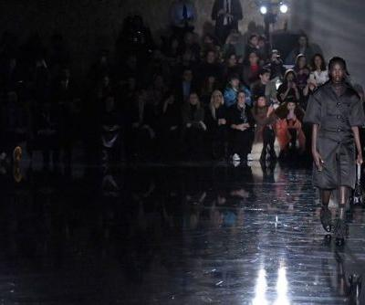 This Model is Only the Second Black Model to Open Prada
