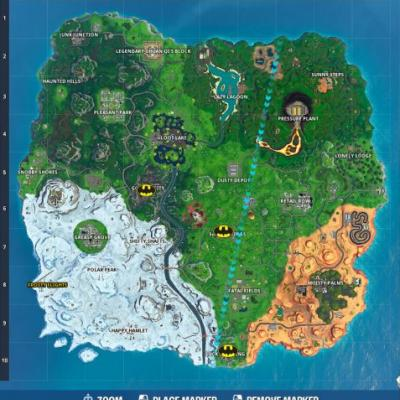 Fortnite Joker Gas Canister Locations: Where To Defuse Three Canisters Guide