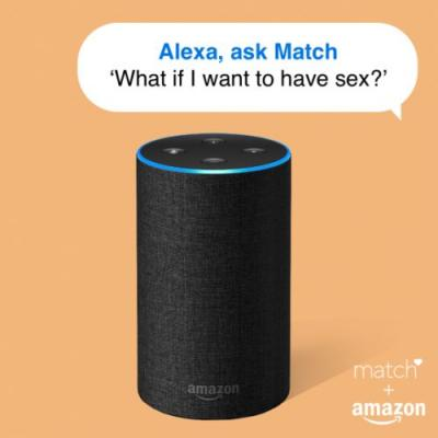 Match's Alexa skill is giving people bad dating advice