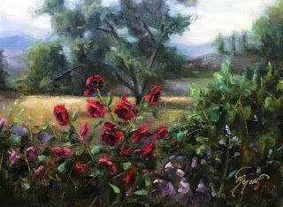 Along the Road Side by artist Pat Meyer