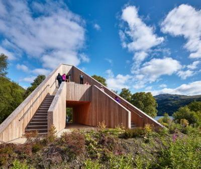 The Pyramid Viewpoint / BTE Architecture