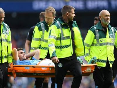 Laporte out for 'up to six months' - Guardiola