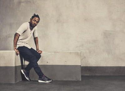 Kendrick Lamar's using AR to sell pairs of the new Cortez Kenny on tour
