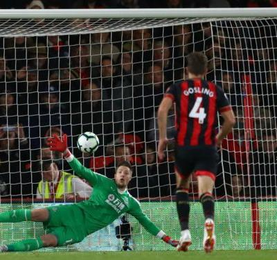 Bournemouth 2 Crystal Palace 1: Late Stanislas penalty secures win for Cherries