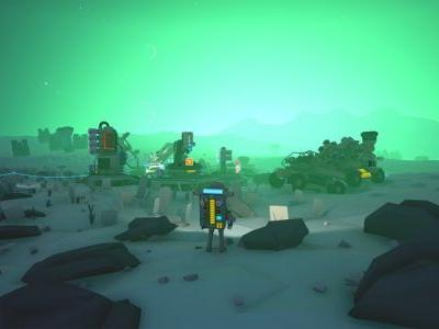 Early Access Xbox and PC title Astroneer is starting to take shape