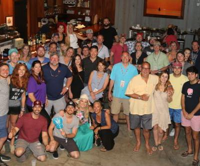News: BMI Radio Customers and Association Partners Treated to VIP Experiences at Key West Festival
