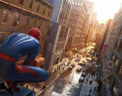 These Spider-Man Screenshots and Concept Art are Truly Breath Taking