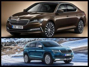 Skoda Superb Facelift To Launch In May 2020 Kodiaq BS6 Petrol Launch In End 2020