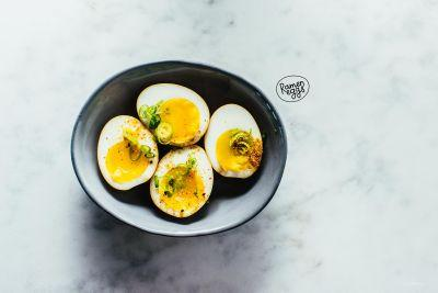 How to Make the Easiest Ramen Eggs