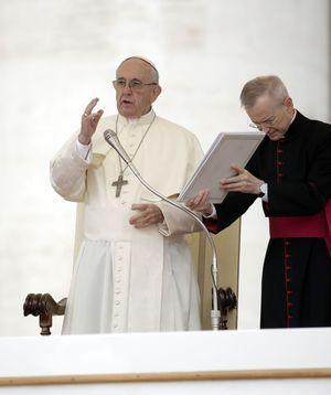 In rare move, pope prays for Malta after journalist is slain