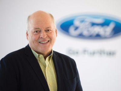 Ford claims its new CEO has deep ties to Silicon Valley - but the company still has a big self-driving-car problem