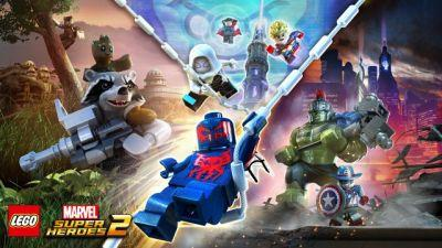 LEGO Marvel Super Heroes 2 Teaser Trailer is Here!