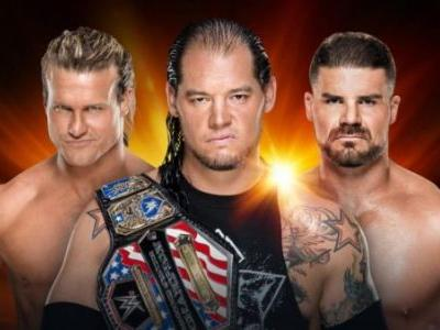 Dolph Ziggler Gets Surprising Win At WWE Clash Of Champion Over Baron Corbin And Bobby Roode