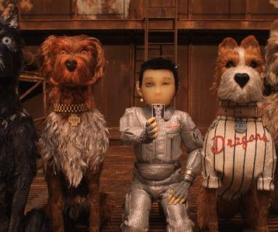 Dug Up at Dogster: 'Isle of Dogs' Movie Premiere