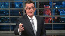 Stephen Colbert: How Trump Stole The White House Christmas Party