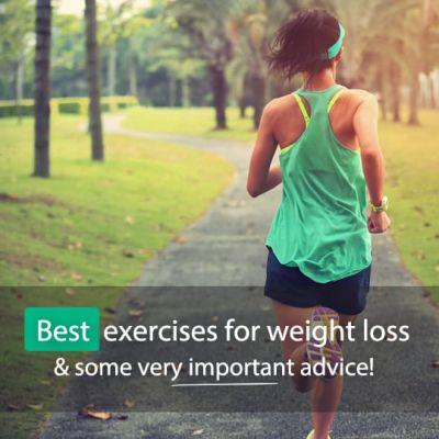 The Top 4 Exercises For Weight Loss (But Wait, We Have Some Important Advice First!)