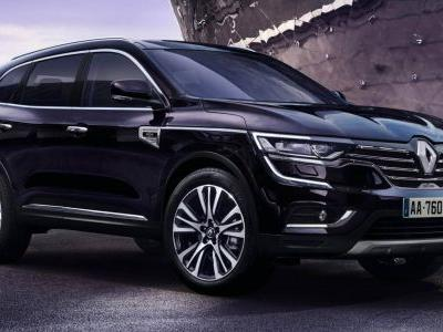 Grab The Renault Koleos Initiale Paris From £36,700 In The UK