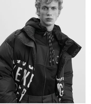 Bikkembergs Taps Robbi Gruendler to Front Fall '19 Campaign