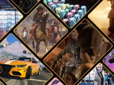 GTA V and Red Dead Redemption 2 reach a combined 150 million sales milestone, and Rockstar is celebrating with in-game events
