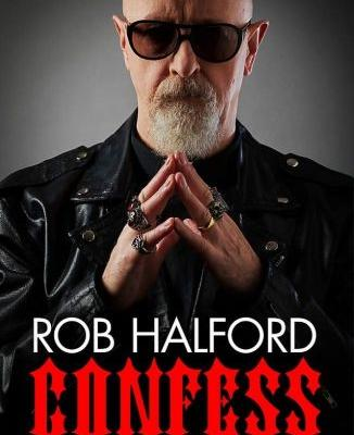 Listen To JUDAS PRIEST's ROB HALFORD Read From His Autobiography 'Confess'