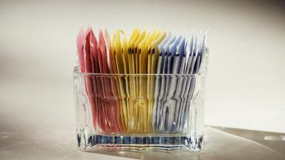 Here's why fake sweeteners won't help you lose weight