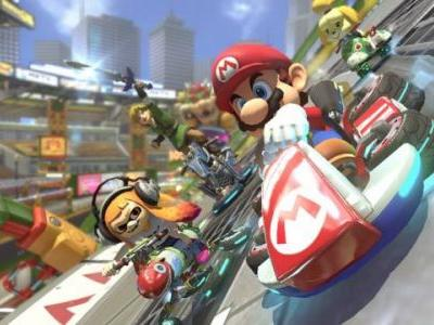 Mario Kart 8 Deluxe Tops 3 Million Units Sold Worldwide at Retail