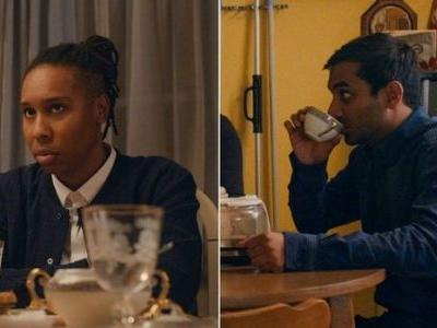 Lena Waithe, Aziz Ansari Earn Comedy Writing Emmy And A Standing Ovation