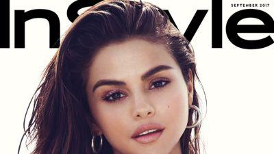 Must Read: Selena Gomez Covers the September Issue of 'InStyle', Hedi Slimane Talks Staging a Fashion Comeback