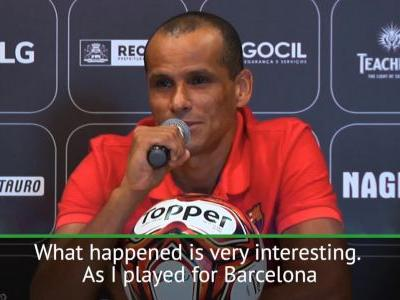 Barca's Champions League defeat is good for football - Rivaldo
