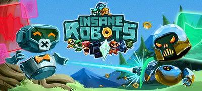 Now Available on Steam - Insane Robots, 10% off!