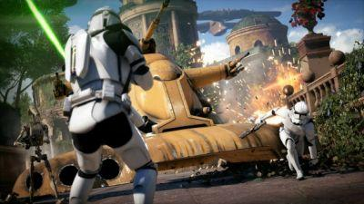 Star Wars Battlefront II Open Beta Coming In October