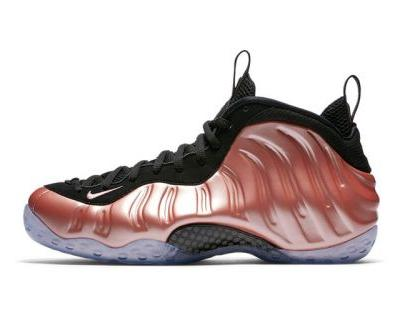 "Nike's Air Foamposite One ""Rust Pink"" Launches Next Week"