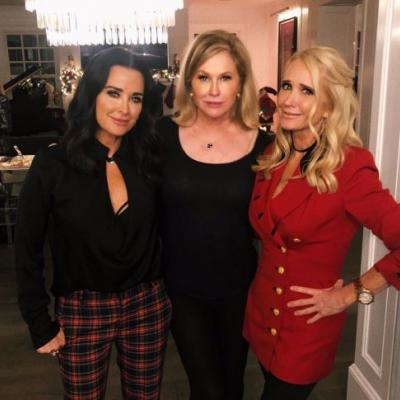 Reality Star Christmas Photos- Dorinda Medley, Scheana Marie, Jennifer Aydin, & More!