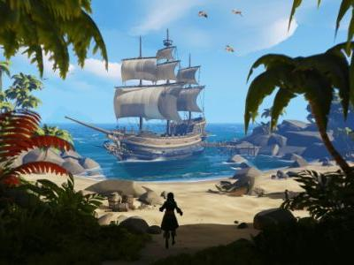 More Than 1 Million People Have Played Sea of Thieves Since Launch