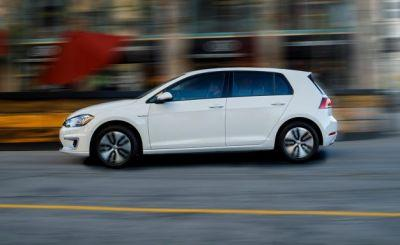 2017 VW e-Golf EV First Drive: Now with More E!