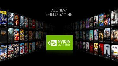 Android Nougat upgrade is rolling out to the new NVIDIA Shield TV