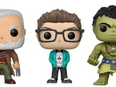 James Gunn Gets His Own NYCC Exclusive Funko Figure