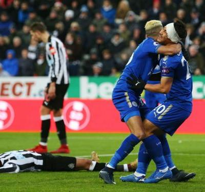 Newcastle United 2 Leicester City 3: Perez misery heightens Benitez woes