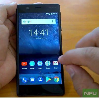 HMD: Nokia 3 to get Android 7.1.1 Nougat update soon