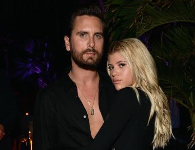 Scott Disick's Teen GF Sofia Richie Reportedly Pays His Utility Bills and, TBH, We're Jealous