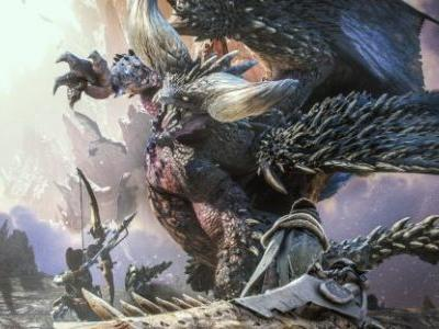 Japan's Best-Selling Game of 2018 Was the PS4's Monster Hunter: World
