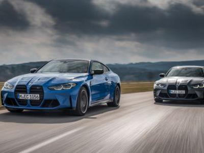 BMW's M3 And M4 Didn't Need All Wheel Drive